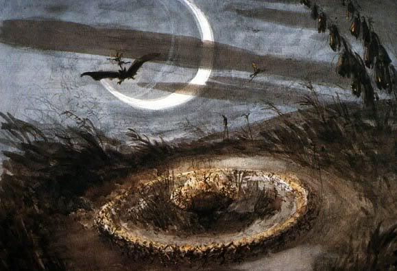 Cruikshank, Fantasy: fairy ring